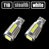 T10/T16 5w ホワイト SAMSUNG製 10連