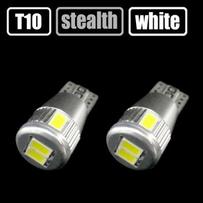 画像1: T10/T16 3w ホワイト SAMSUNG製 キャンセラー内蔵