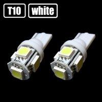T10/T16 ホワイト 3chip 5連