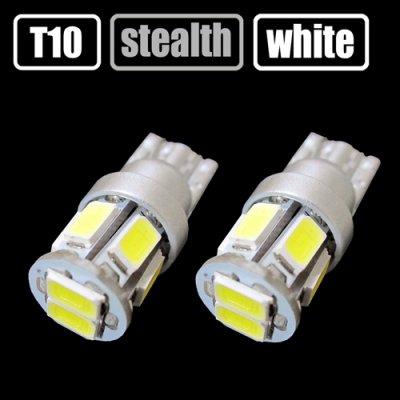 画像1: T10/T16 4w ホワイト SAMSUNG製 8連