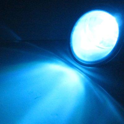 画像2: ice blue(アイスブルー)90w PSX26 フォグランプ