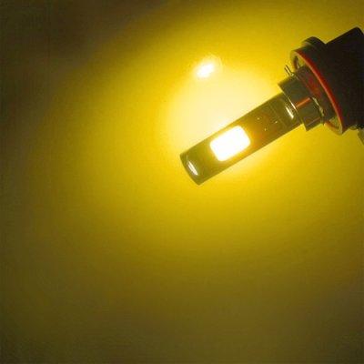 画像3: GOLD YELLOW(ゴールドイエロー) COB HB3/HB4 フォグランプ