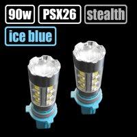 ice blue(アイスブルー)90w PSX26 フォグランプ