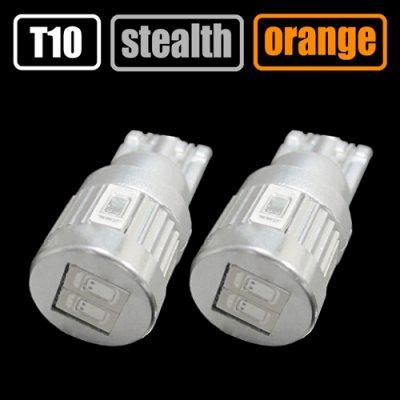 画像1: T10/T16 3w アンバー SAMSUNG製